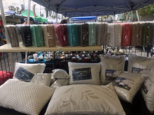 pillows sheets